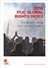 Framsida Global Rights Index report